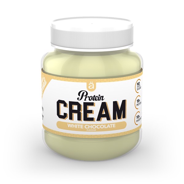 Image of   Ä Protein Cream White Chocolate 400g