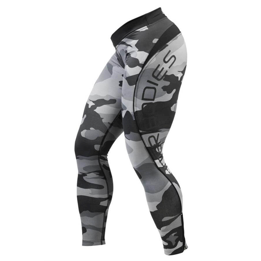 Image of   Better Bodies Camo Long Tights