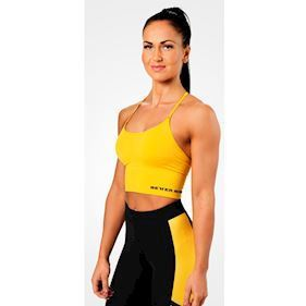 Better Bodies Astoria Seamless Bra Yellow