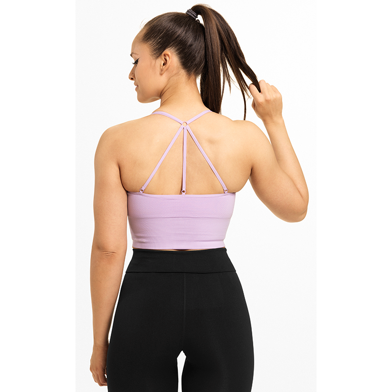 eb9996727 Better Bodies Astoria Seamless Bra Lilac