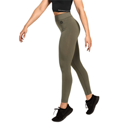 Better Bodies Rockaway Leggings Wash Green