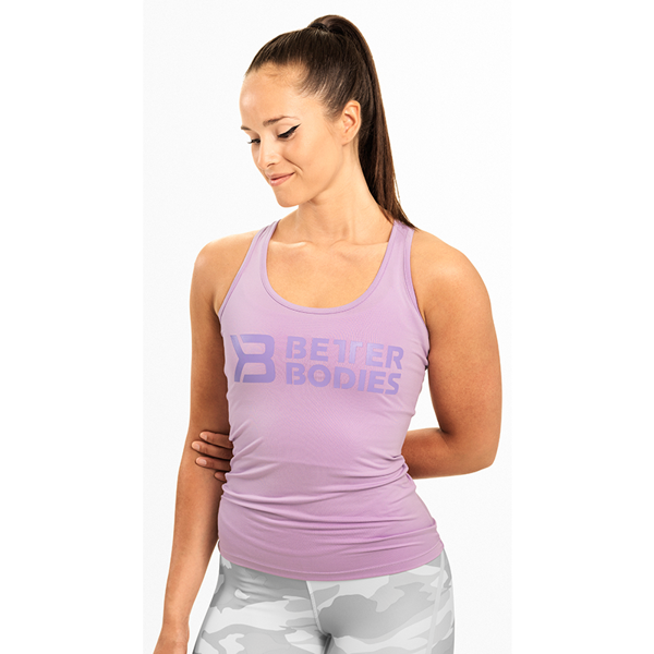 Image of Better Bodies Chrystie T-Back Lilac