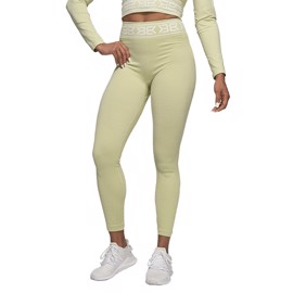 Better Bodies Rib Seamless Leggings Mellow Green Melange