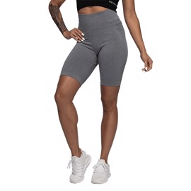 Better Bodies Rib Seamless Shorts Grey Melange