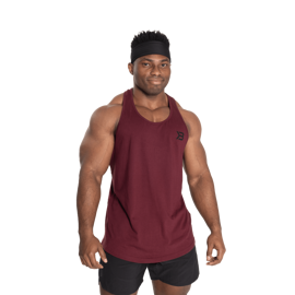 Better Bodies Essential T-back Maroon
