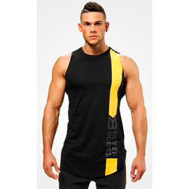 Better Bodies Stanton Tank Wash Black