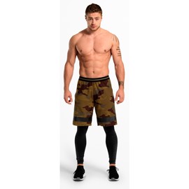 Better Bodies Fulton Shorts Military Camo