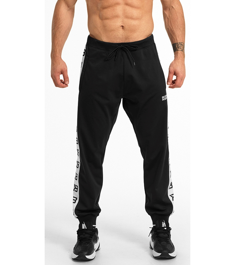 Better Bodies Bronx Track Pants Black