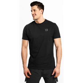 Better Bodies Essential Tee Wash Black