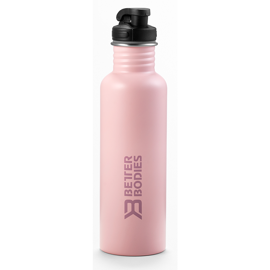 Better Bodies Fulton Bottle Pale Pink