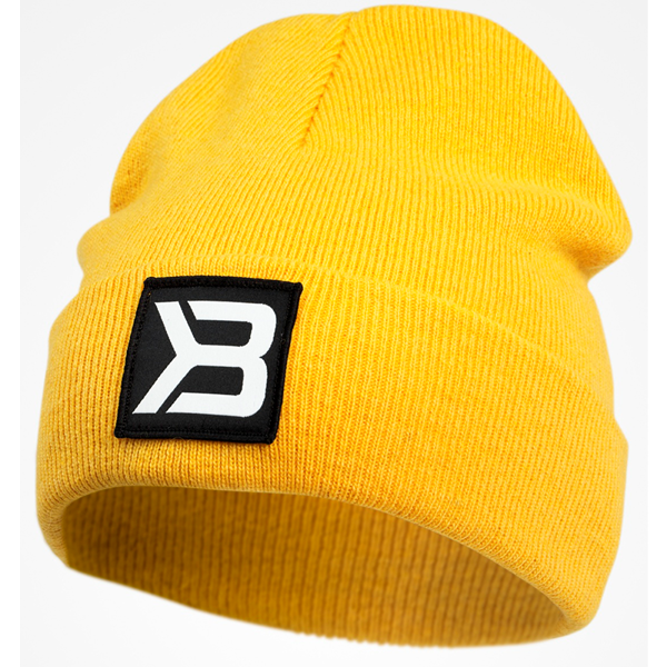 Image of Better Bodies Tribeca Beanie Yellow