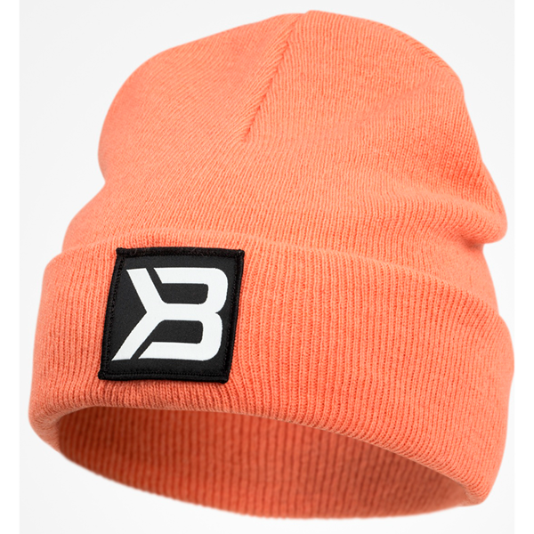 Image of Better Bodies Tribeca Beanie Peach