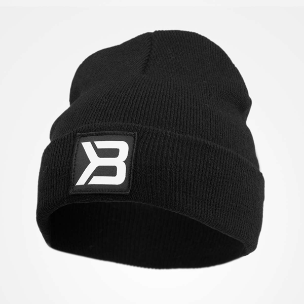 Image of Better Bodies Tribeca Beanie Black