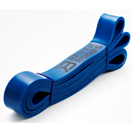 Better Bodies BB Resistance Band, Blue Heavy Resistance