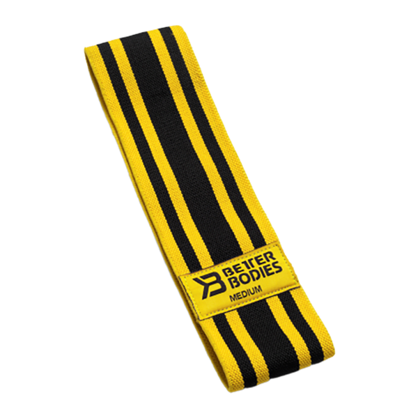 Image of Better Bodies Glute Force Black/Yellow