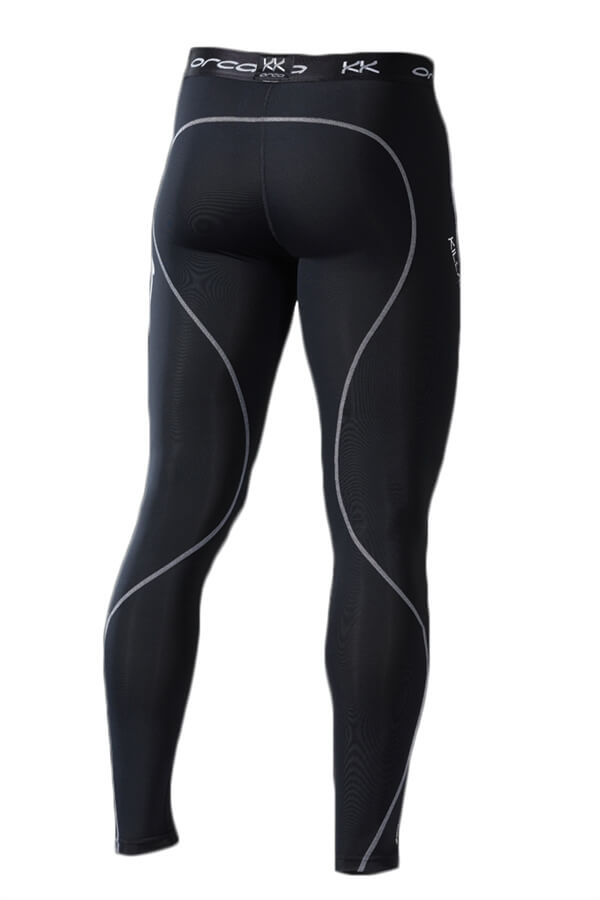 Orca Mens Killa Kompression Core Full Tight Black