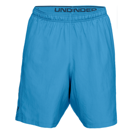 Under Armour Woven Graphic Short Ether Blue