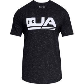 Under Armour Mens UA Sportstyle SS Black