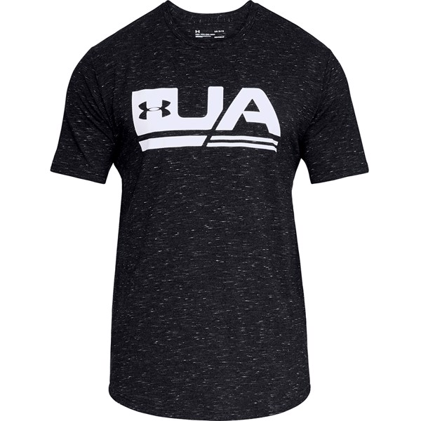 Image of   Under Armour Mens UA Sportstyle SS Black