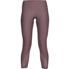 Under Armour UA Vanish Mesh Crop Ash Taupe