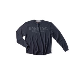 GASP Thermal Gym Sweater Asphalt