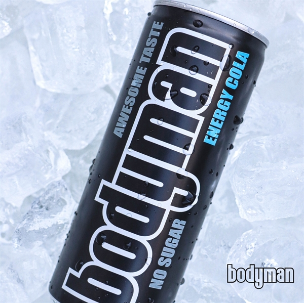 Køb Bodyman Energy Cola 1x250ml
