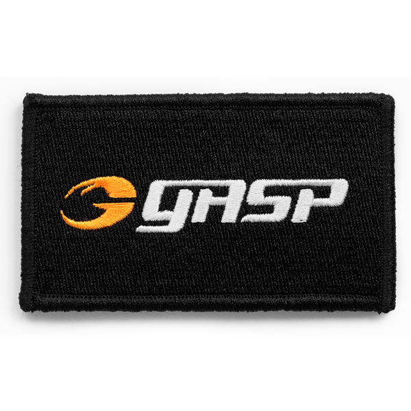 Image of Gasp Flag Small Black