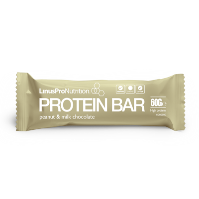 LinusPro proteinbarer fra Bodyman