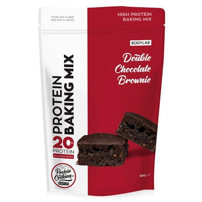 Billede af Bodylab Protein Baking Mix Double Chocolate Brownie