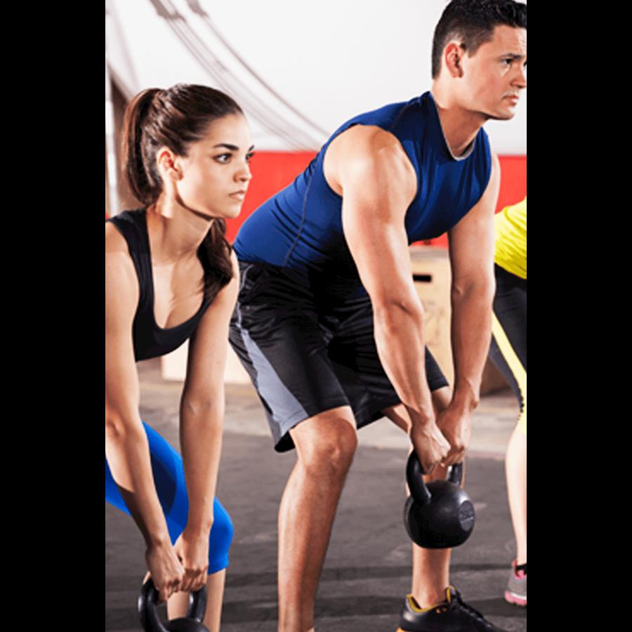 Billede af 6 fordele ved vægttræning (sendes digitalt)