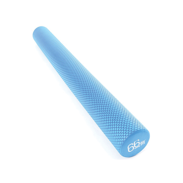 Image of 66Fit Med Density Foam Roller 90x10cm