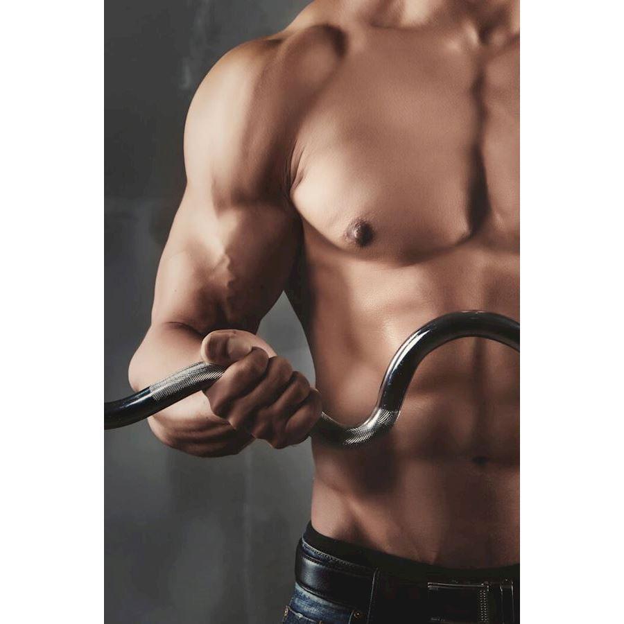 Billede af 7 Tips til at forbrænde fedt og opbygge muskelmasse (sendes digitalt)