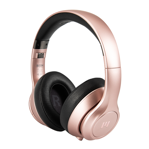 Image of   BOOM by Miiego Trådløst Headset Rose Gold