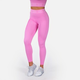 Better Bodies Rib seamless legging Bubblegum Pink