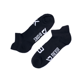 Better Bodies BB Short Socks Black