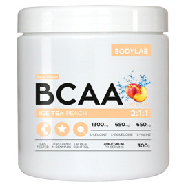Bodylab BCAA 2:1:1 Ice Tea Peach 300g
