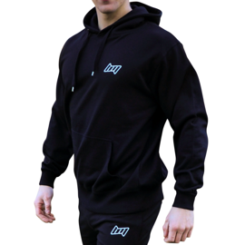 BM Hooded Sweat Black