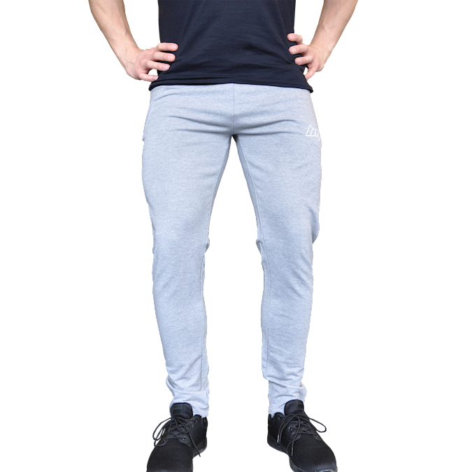 Image of BM Sport Sweatpants Oxford Grey