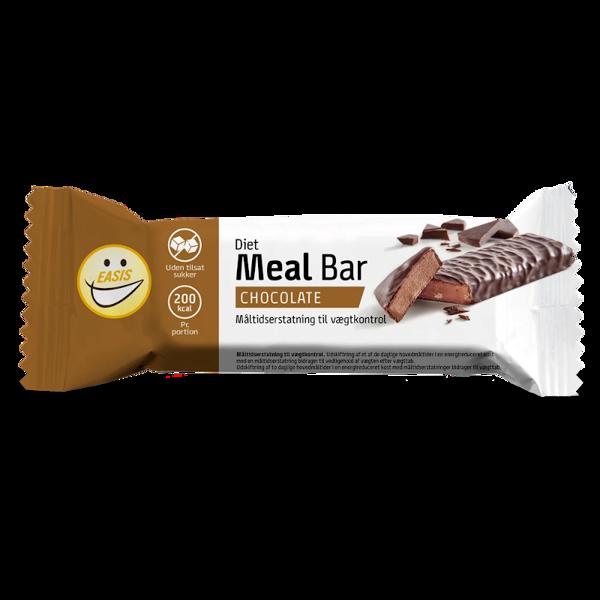 Køb Easis Diet Meal Bar Chocolate, 24x65g