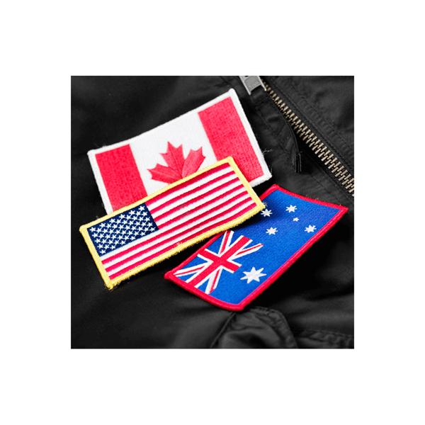 Image of Gasp Flag Australien