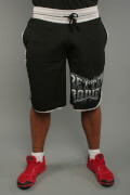 Better Bodies Mesh Gym Shorts Black/Gray