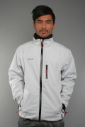 Dcore Performance softshell Jacket Hvid/Sort