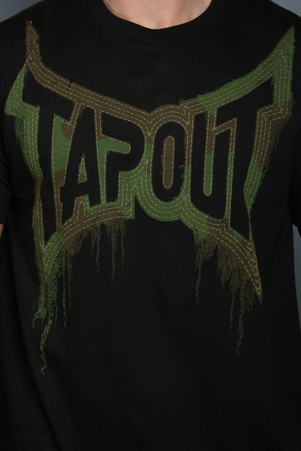 Tapout Guerrilla Warfare Tee Sort