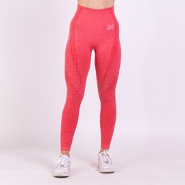 BM Seamless High Waist Tights Coral
