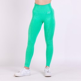BM Seamless High Waist Tights Mint Green