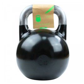 TITAN LIFE Kettlebell Steel Competition 6 kg
