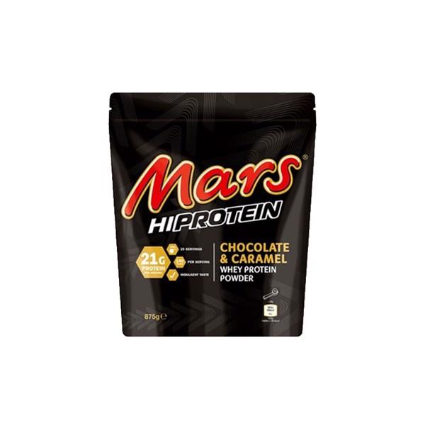Køb Mars Protein Whey Chocolate & Caramel 875g