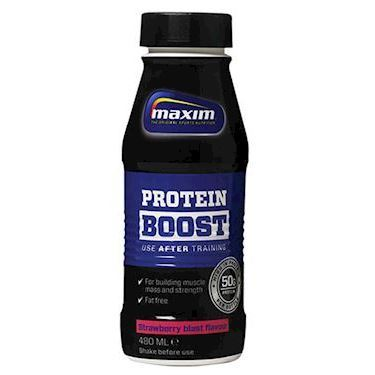 Maxim Protein Boost Strawberry