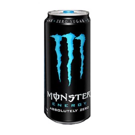 Monster Absolutely Zero 500ml - 24 Pack