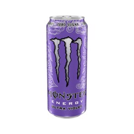 Monster Ultra Violet 24x500ml